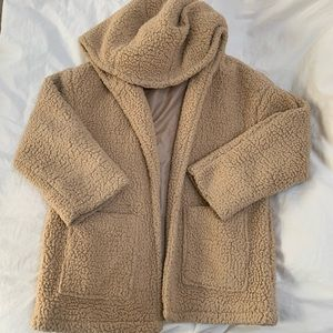 Forever 21 Teddy Coat